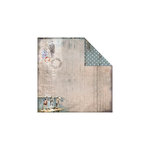 FabScraps - Summer Collection - 12 x 12 Double Sided Paper - Boys
