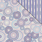 FabScraps - Kaleidoscope Collection - 12 x 12 Double Sided Paper - Cosmic Fantasy