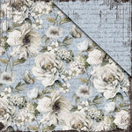 FabScraps - Vintage Elegance Collection - 12 x 12 Double Sided Paper - Happy Love