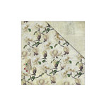 FabScraps - Floral Dreams Collection - 12 x 12 Double Sided Paper - Blossom