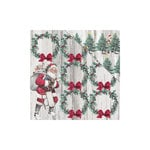 FabScraps - Christmas Snow Collection - 12 x 12 Double Sided Paper - Dear Santa