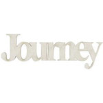 FabScraps - Timeless Travel Collection - Die Cut Words - Journey