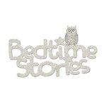 FabScraps - Little Peeps Collection - Die Cut Words - Bedtime Stories