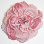 FabScraps - Silk Flowers - Large - Pink