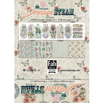 FabScraps - Dream Steam Collection - Card Kit