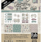 FabScraps - Journey in Time Collection - Card Kit