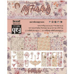 FabScraps - My Fair Lady Collection - Card Kit