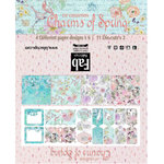 FabScraps - Charms of Spring Collection - Card Kit