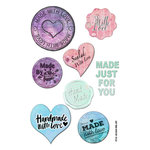 FabScraps - Wild Beauty Collection - Stickers - Stamp it