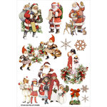 FabScraps - Christmas Memories Collection - Stickers