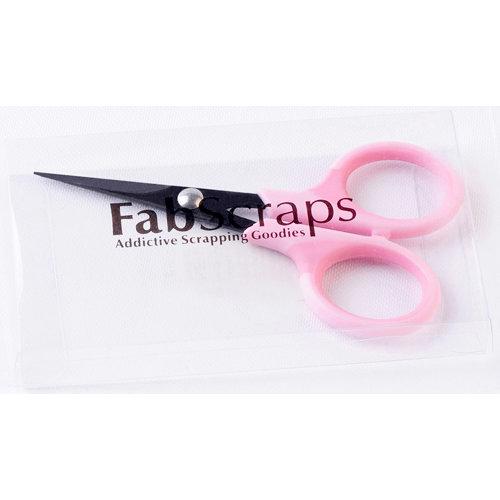 FabScraps - Tools - Scissors - Pink