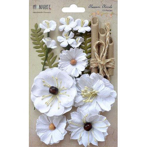 49 and Market - Handmade Flowers - Blossom Blends - Cotton