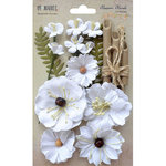 49 and Market - Handmade Flowers - Blossom Blends - Cotton