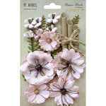 49 and Market - Handmade Flowers - Blossom Blends - Natural Blush