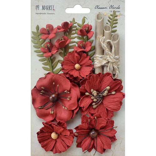 49 and Market - Handmade Flowers - Blossom Blends - Poppy
