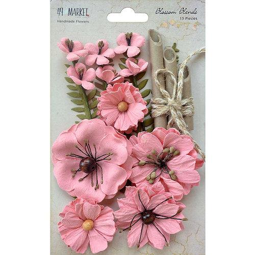49 and Market - Handmade Flowers - Blossom Blends - Watermelon