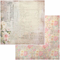 49 and Market - Bold and Beautiful Collection - 12 x 12 Double Sided Paper - The Lovely