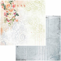 49 and Market - Bold and Beautiful Collection - 12 x 12 Double Sided Paper - Love Shadows