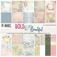 49 and Market - Bold and Beautiful Collection - 12 x 12 Collection Pack
