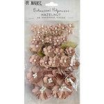49 and Market - Flower Embellishments - Botanical Potpourri - Hazelnut