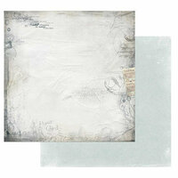 49 and Market - Captured Adventures Collection - 12 x 12 Double Sided Paper - Wander Aimlessly