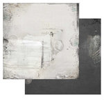 49 and Market - Captured Adventures Collection - 12 x 12 Double Sided Paper - Faded Memories