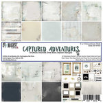 49 and Market - Captured Adventures Collection - 6 x 6 Collection Pack