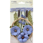 49 and Market - Handmade Flowers - Cottage Blooms - Bluebell
