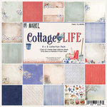 49 and Market - Cottage Life Collection - 8 x 8 Collection Pack