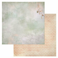 49 and Market - Ethereal Collection - 12 x 12 Double Sided Paper - Whisper