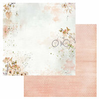 49 and Market - Ethereal Collection - 12 x 12 Double Sided Paper - Daydream