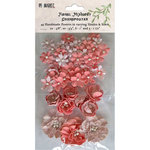 49 and Market - Flower Embellishments - Floral Mixology - Cosmopolitan