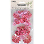 49 and Market - Flower Embellishments - Floral Mixology - Pink Flamingo