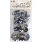 49 and Market - Flower Embellishments - Floral Mixology - Galway Gray