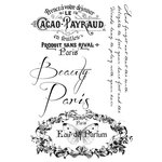 49 and Market - Clear Photopolymer Stamps - Gabi's Label