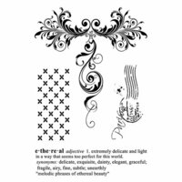 49 and Market - Clear Photopolymer Stamps - Gabi's Ethereal