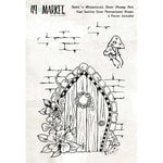49 and Market - Clear Photopolymer Stamps - Gabi's Whimsical Door