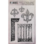 49 and Market - Clear Acrylic Stamps - Gabi's Ornate