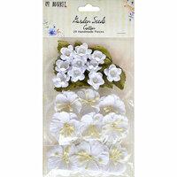 49 and Market - Handmade Flowers - Garden Seeds - Cotton