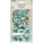 49 and Market - Handmade Flowers - Garden Seeds - Sea Breeze