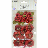 49 and Market - Handmade Flowers - Garden Seeds - Poppy