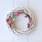 49 and Market - Handmade Flowers - Garden Vine - Blush