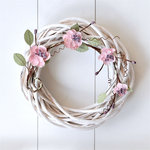 49 and Market - Handmade Flowers - Garden Vine - Pale Lavender