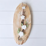 49 and Market - Handmade Flowers - Garden Vine - Alabaster