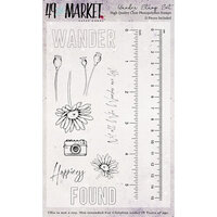 49 and Market - Clear Photopolymer Stamps - Wander