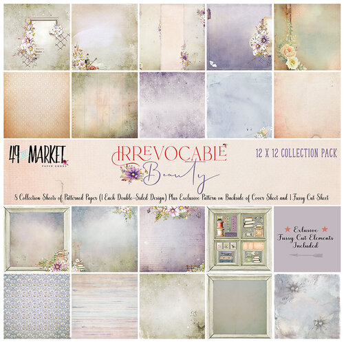 49 and Market - Irrevocable Beauty Collection - 12 x 12 Collection Pack