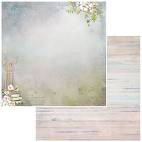 49 and Market - Irrevocable Beauty Collection - 12 x 12 Double Sided Paper - Romanticism