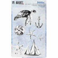 49 and Market - Island Paradise Collection - Clear Photopolymer Stamps