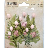 49 and Market - Flower Embellishments - Maura's Vineyard - Rose