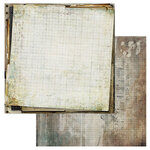 49 and Market - Old School Collection - 12 x 12 Double Sided Paper - School Days